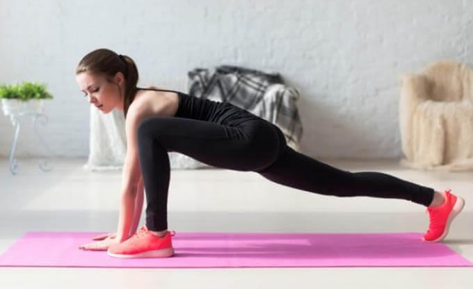 Упражнения чтобы сесть на шпагат