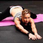 10 упражнений на растяжку ног