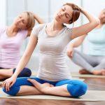 Упражнения для растяжки мышц спины и шеи