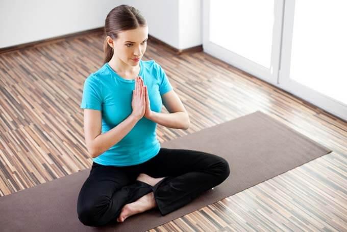 Как выбрать коврик для фитнеса начинающим