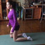 Польза и вред хождения на коленях