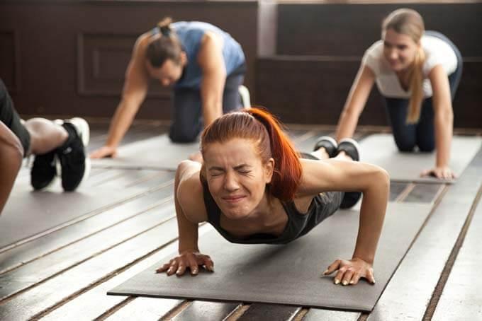 Как убрать крепатуру после тренировки