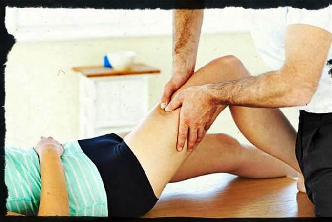 массаж при мышечных болях