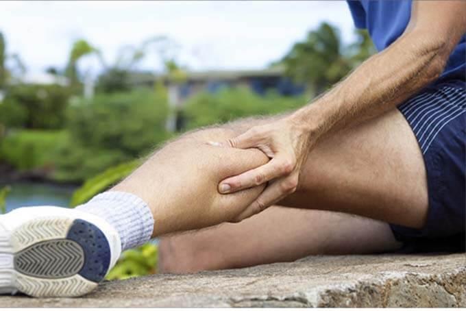Мышечные боли в ногах после занятия спортом