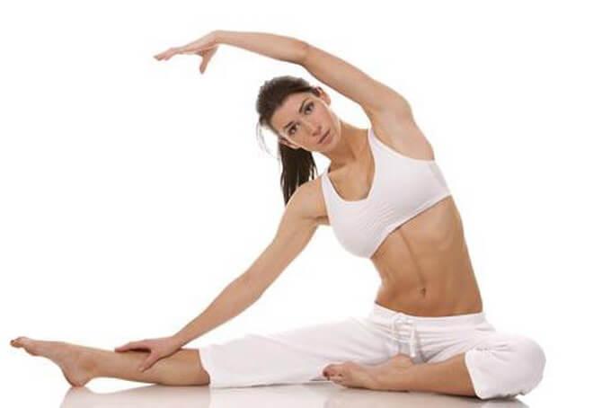 Упражнения на растяжку в домашних условиях